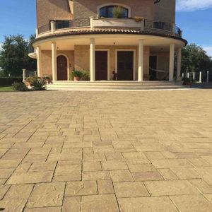 Pavimentazioni autobloccanti per esterni - Sbarbati, Macerata