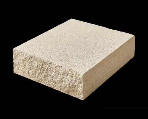 Coprimuro in cemento - Copertina splittata 25x31x8